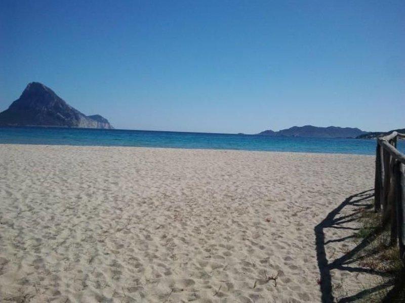 Relax e Mare nella splendida Sardegna - appartamento Il glicine, vacation rental in Vaccileddi