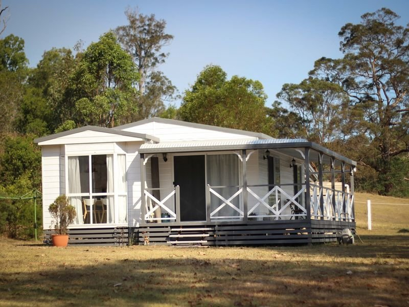 Bunya Springs Cottage, casa vacanza a Mapleton