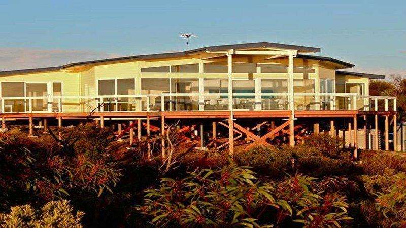 Adrift at Island Beach, holiday rental in Island Beach