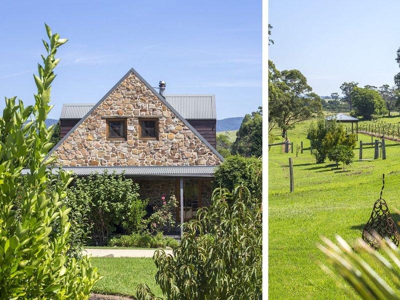 The Stone Cottage - 34 Evans Lane, holiday rental in Milton