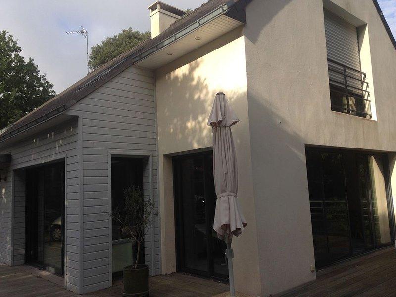 Maison calme et confortable entre nature et mer, holiday rental in La Turballe