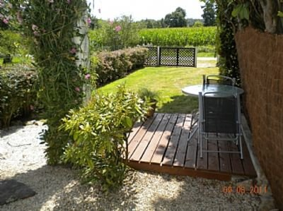Gite In Peaceful Location offering a 10% Brittany Ferries discount on booking, vacation rental in Mauron