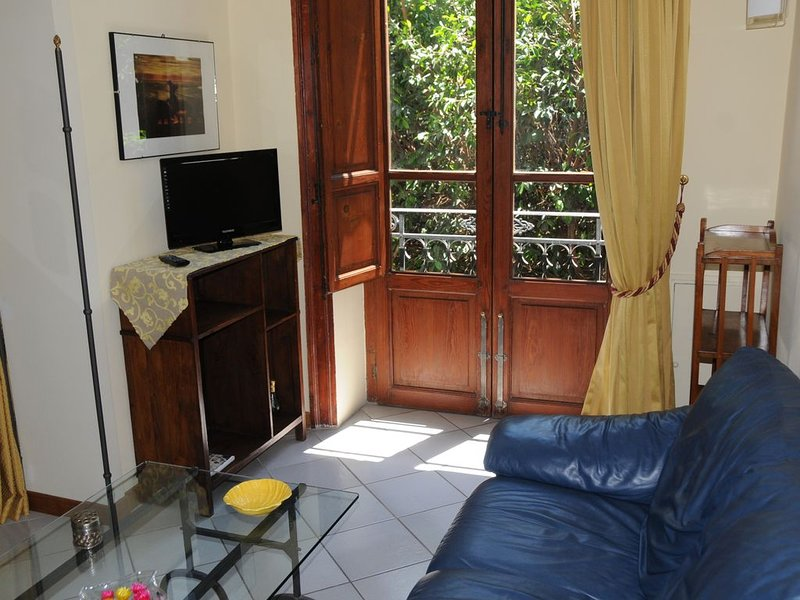 Comfortable apartment within walking distance of the main places to visit, location de vacances à Palermo