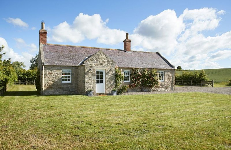 Lightpipe Cottage, a secluded, dog friendly, hideaway in the midst of the Northu, Ferienwohnung in Kilham