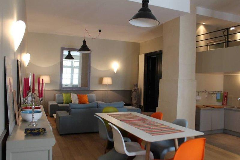 Confortable loft à 2 pas du Chateau de Versailles, vacation rental in Guyancourt