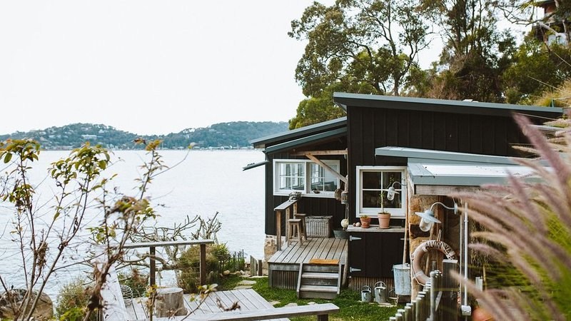 The Little Black Shack, holiday rental in Greater Sydney