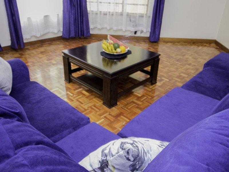 Homestay located 5km from Nairobi city centre, alquiler de vacaciones en Lavington