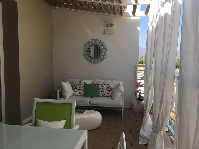 Cute apartment with terrace, holiday rental in Porto Columbu