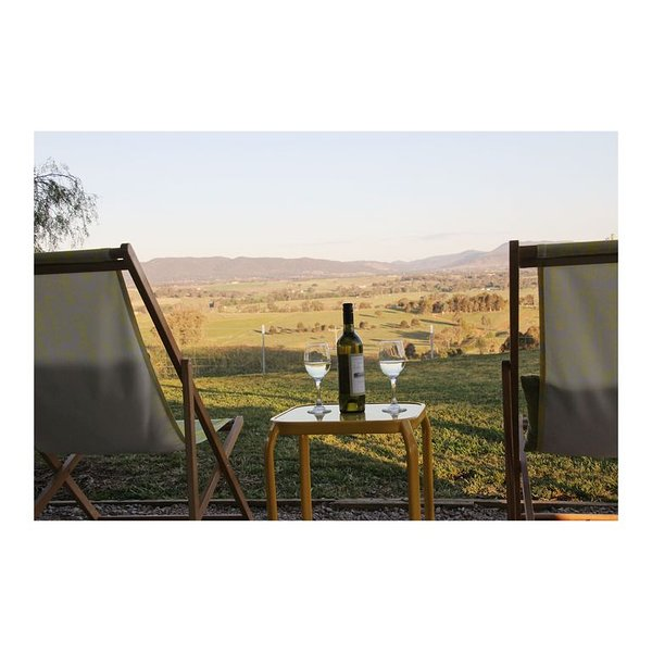 Beautiful views close to town and wineries, vacation rental in Mudgee