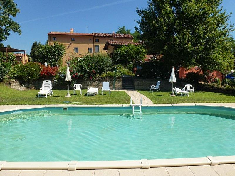 Agriturismo Poggio al Tesoro - Appartamento Ortensie - Relax immerso nel verde, holiday rental in Lavoria