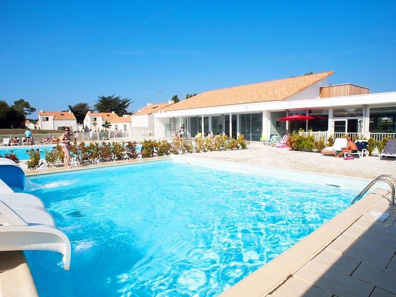 Maisonette sympa et au calme, près de la plage !, aluguéis de temporada em Olonne-sur-Mer