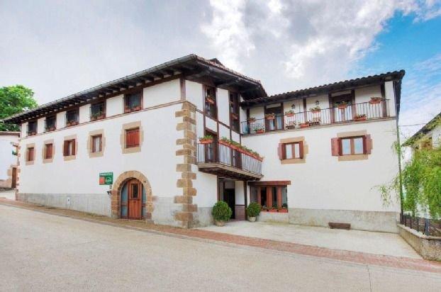 Appartements façade Etxeberria