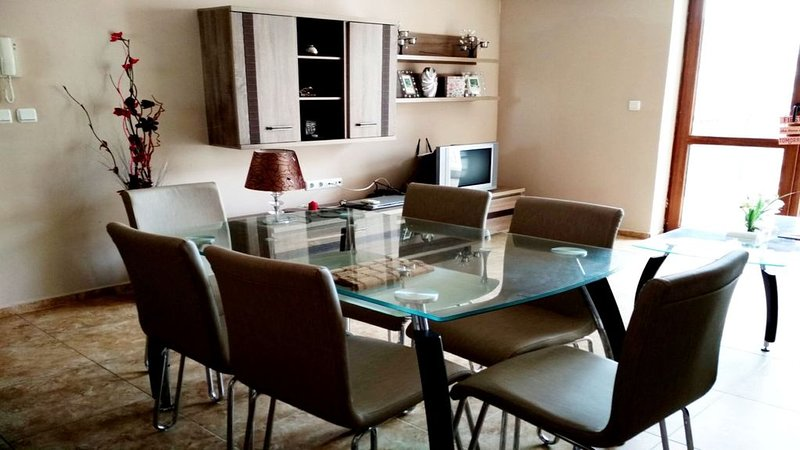 Two bedroom holiday apartment in Apollon Complex, Nessebar, Bulgaria, holiday rental in Ravda