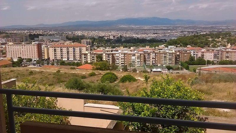 B&B Panorama Cagliari Camera 1, Ferienwohnung in Elmas
