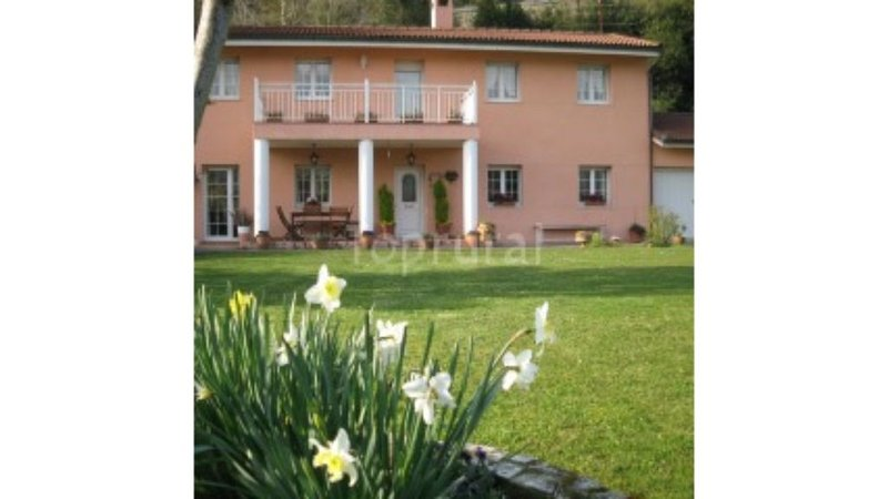 Finca Las Mimosas a 5 Km de Oviedo, muy confortable y económica, aluguéis de temporada em Las Caldas
