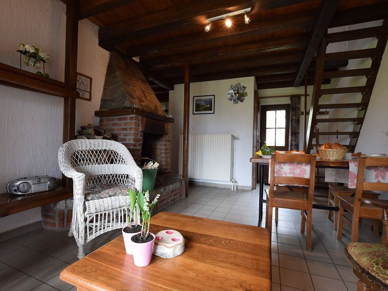 Tranquil Holiday Home in Houffalize with Barbecue, holiday rental in Bertogne