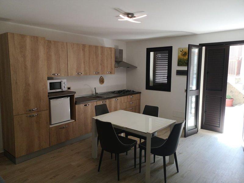 B&B MonteMare-junior suite, vacation rental in Naro