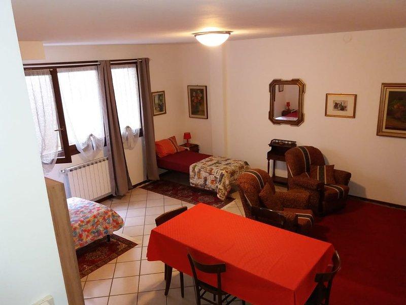 Casa vacanza Sissi - kilometro Rosso, holiday rental in Treviolo