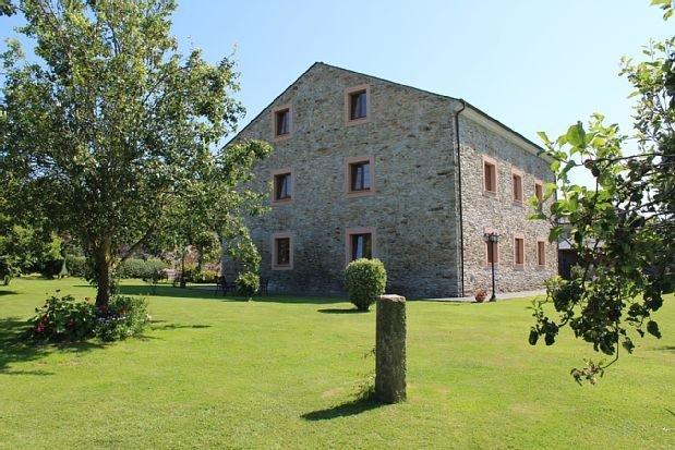 Apartamentos Casa Cerolleiro: apartamento para 4 personas, holiday rental in El Franco Municipality