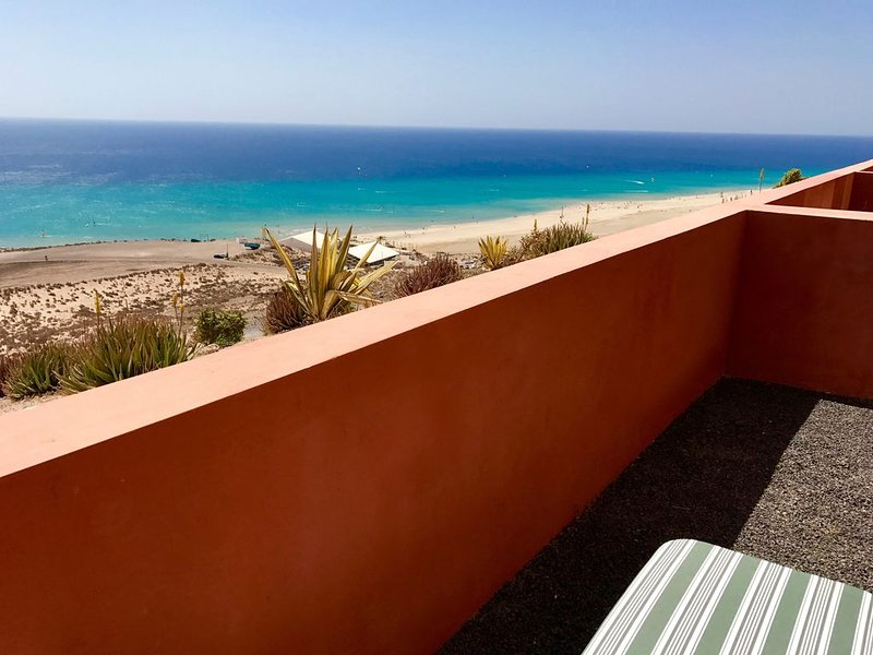 Garden - Residencial Playa Paraiso Ocean View, vacation rental in Costa Calma
