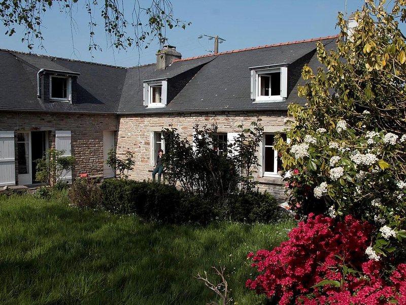 Maison de vacances Bretagne Finistère  Sud .Capacité 8 personnes., casa vacanza a La Foret-Fouesnant