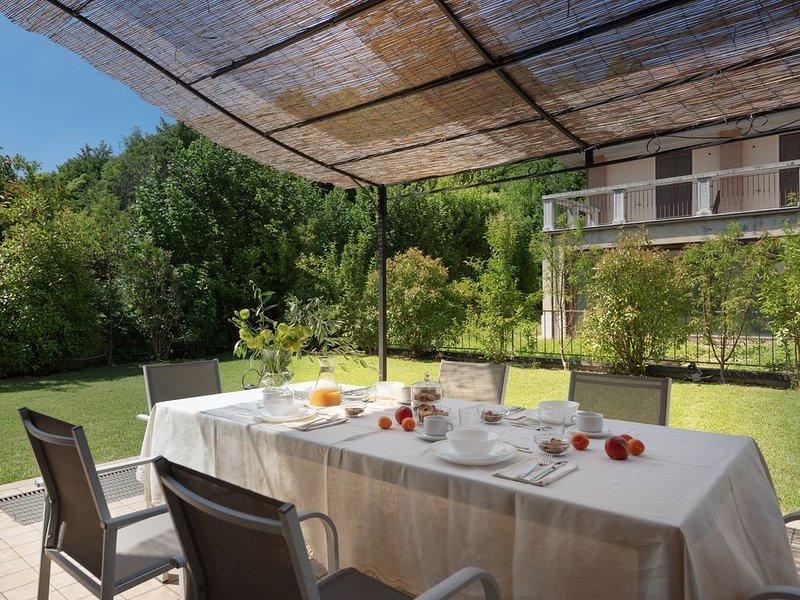 Villetta giardino 3 camere 9 letto garage wifi Gardase (CIR 017164-CNI-00010), holiday rental in Villanuova sul Clisi