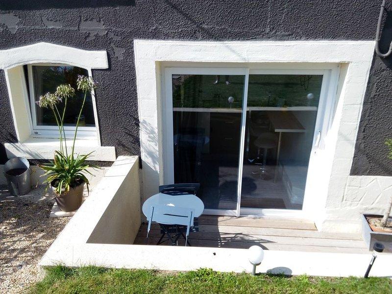 location 8 personnes vue sur l'Ile de Batz, holiday rental in Plougoulm