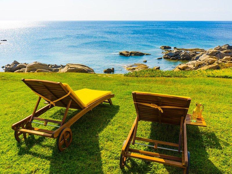 A casa di Paola, a pochi passi dal mare, alquiler de vacaciones en Villasimius