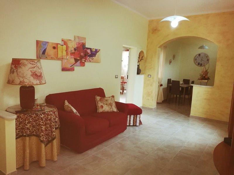 Casa Indipendente Debby, holiday rental in Platamona