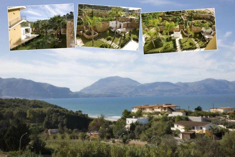 CASE VACANZA 'PedraDoSol' in deliziosa località marittima, vacation rental in Balestrate