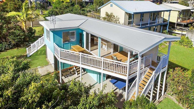 the sunhaven on crookhaven, casa vacanza a Currarong