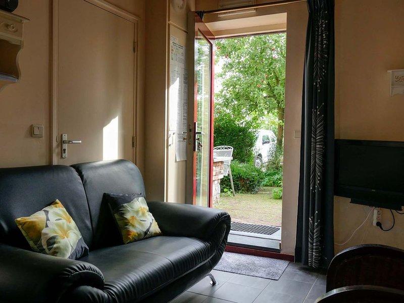 2-persoons appartement Cour D´Aix, alquiler vacacional en Berneau