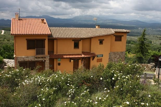 Vivienda con terraza vistas inigualables, holiday rental in Patones