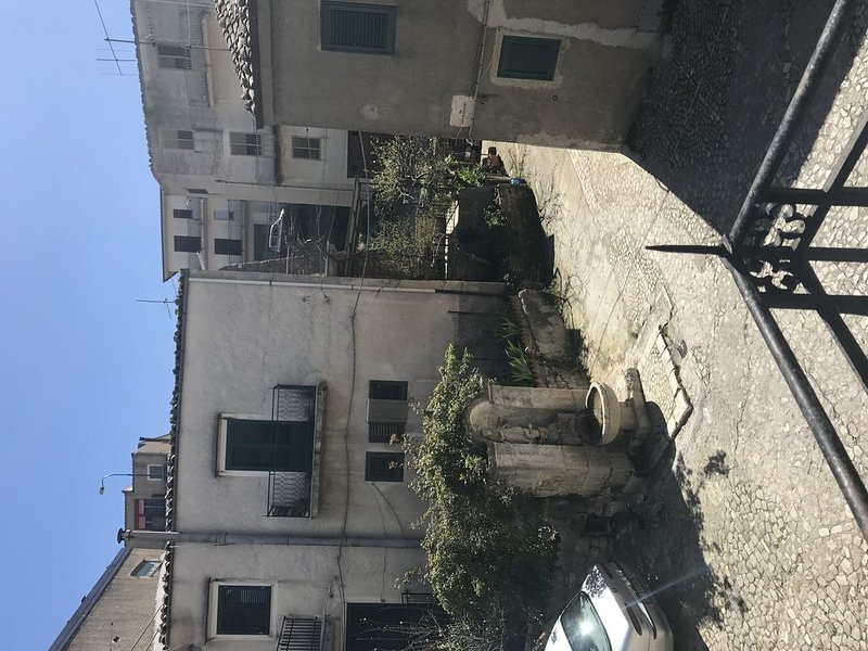L' Antica Casa di Gió, holiday rental in Cammarata