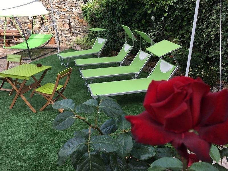 HOTEL MIRAMONTI TURISMO RURALE A CONDUZIONE FAMILIARE                          ., vacation rental in Serri