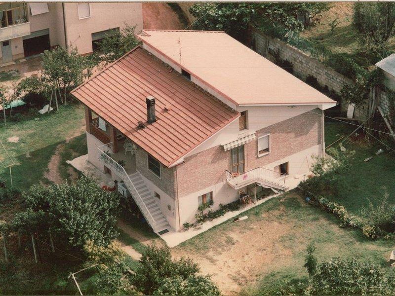 Villa Anna, colline toscane a Casciana Terme Lari, holiday rental in Casciana Alta