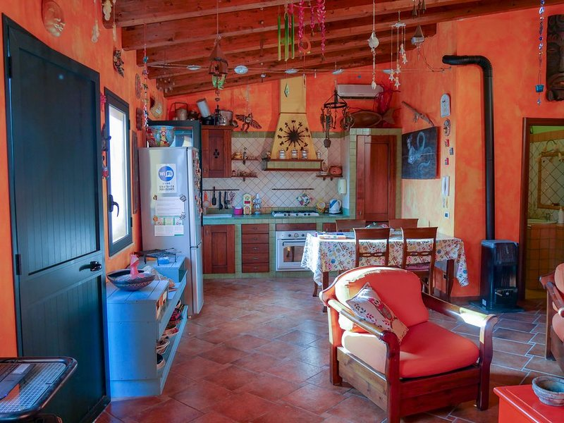 home easy mare capo san narco, vacation rental in Maragani