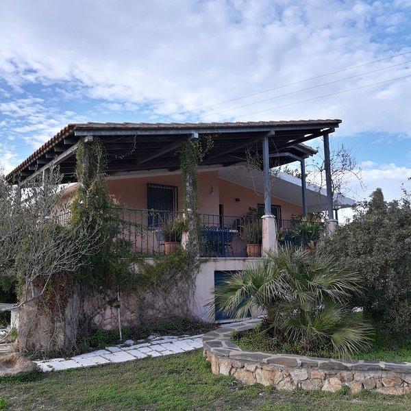 Villa Piera Cala Ginepro, alquiler vacacional en Cala Liberotto