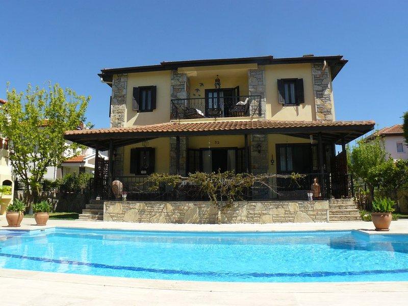 Villa Olemez - Private family villa, holiday rental in Dalyan