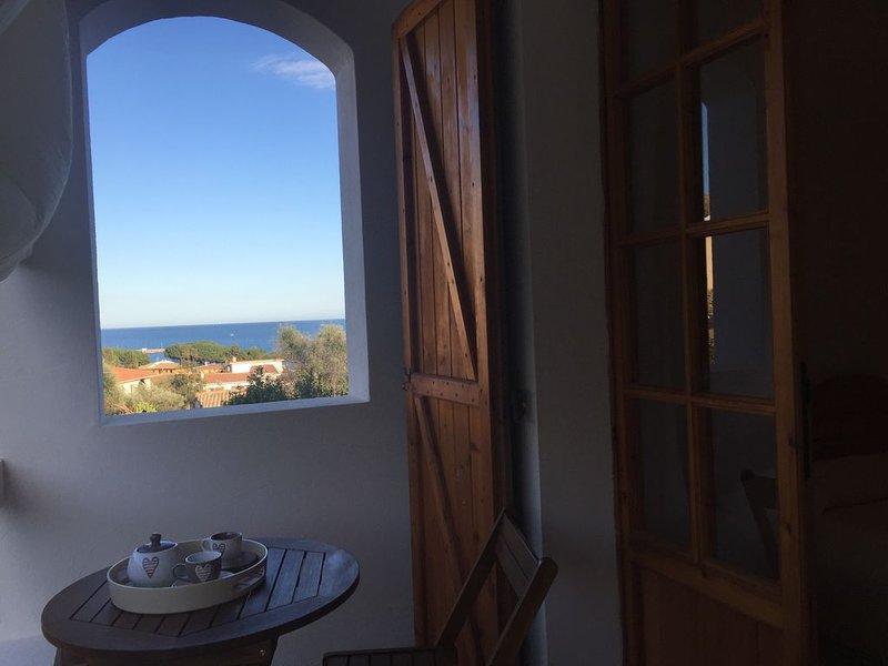 appartamento al piano terra PORTO COLUMBU, location de vacances à Sarroch