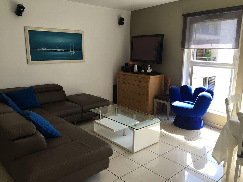 Appartement lumineux Quai de Seine, vacation rental in Ivry-sur-Seine