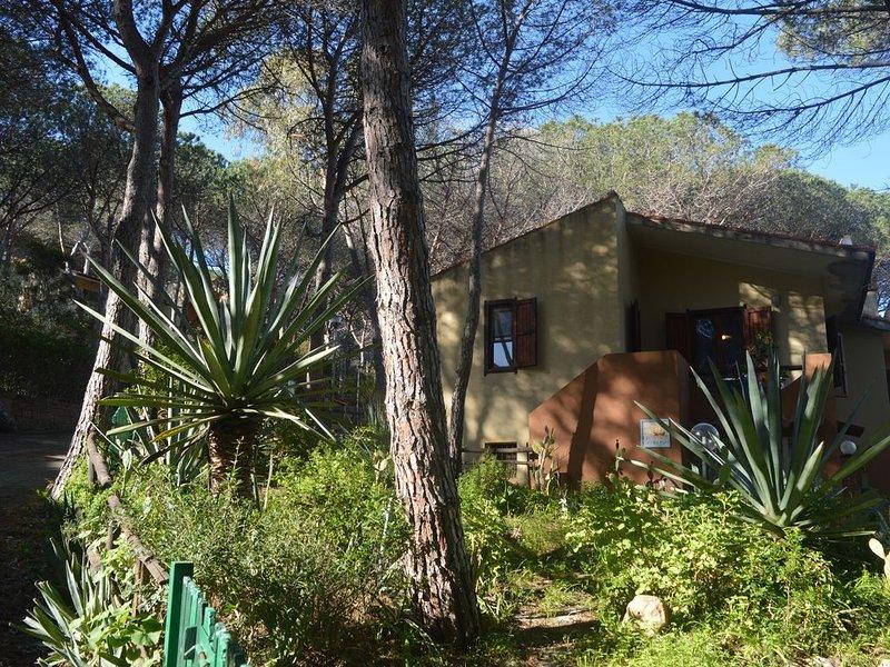 Casa dei Pini Is Arenas, holiday rental in Putzu Idu