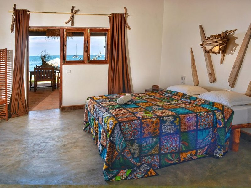 Villa Beach Klub Chambre 4, vacation rental in Dzamandzar
