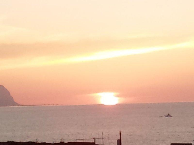APPARTAMENTO  - mare - TRAPPETO (PA), alquiler de vacaciones en Trappeto