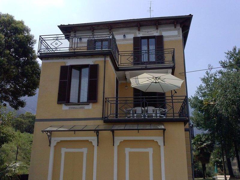 PORTOFINO DEL LAGO MAGGIORE, holiday rental in Calde