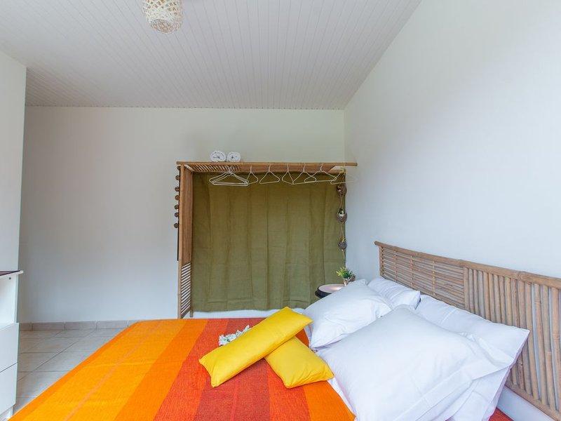 Villa Mahy : charme et originalité du Cap / Charming  and originality, location de vacances à Le Marin