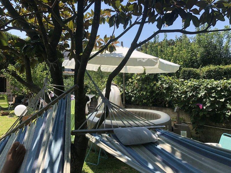 Mare,giardino,scuola kite e relax. A Te la scelta...ma puoi scegliere tutto! C6, casa vacanza a Falerna