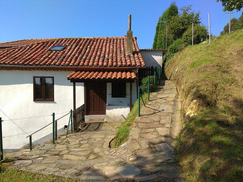 Vacacional montaña y mar - Villeirín / Cudillero, location de vacances à Pravia