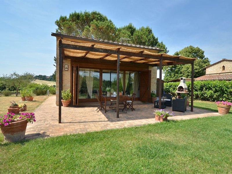 Capannino, Siena, Siena and Chianti, holiday rental in Ponte a Bozzone