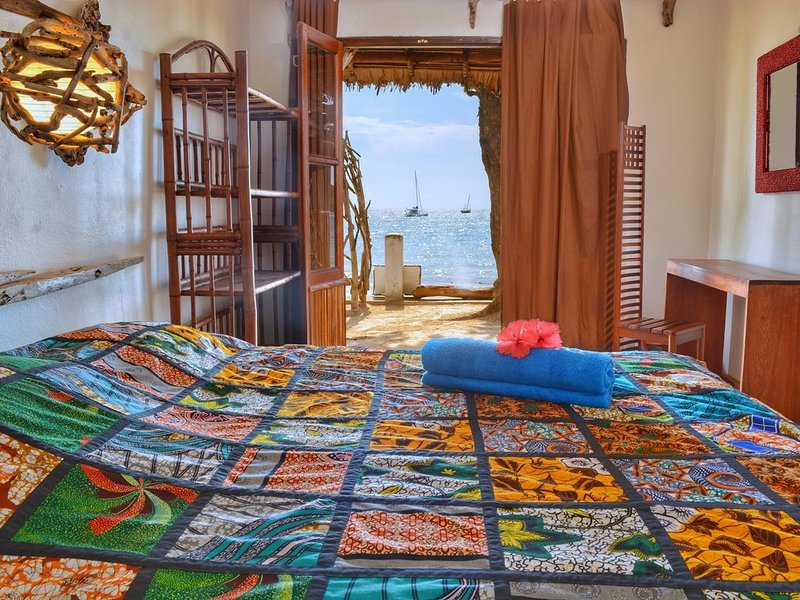 Villa Beach Klub Chambre 1, vacation rental in Dzamandzar
